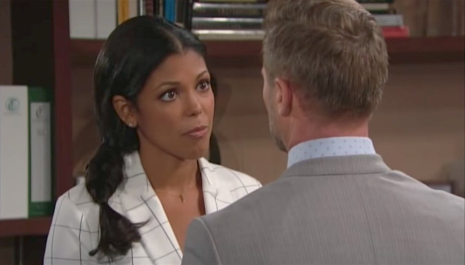B&B Maya and Rick - CBS