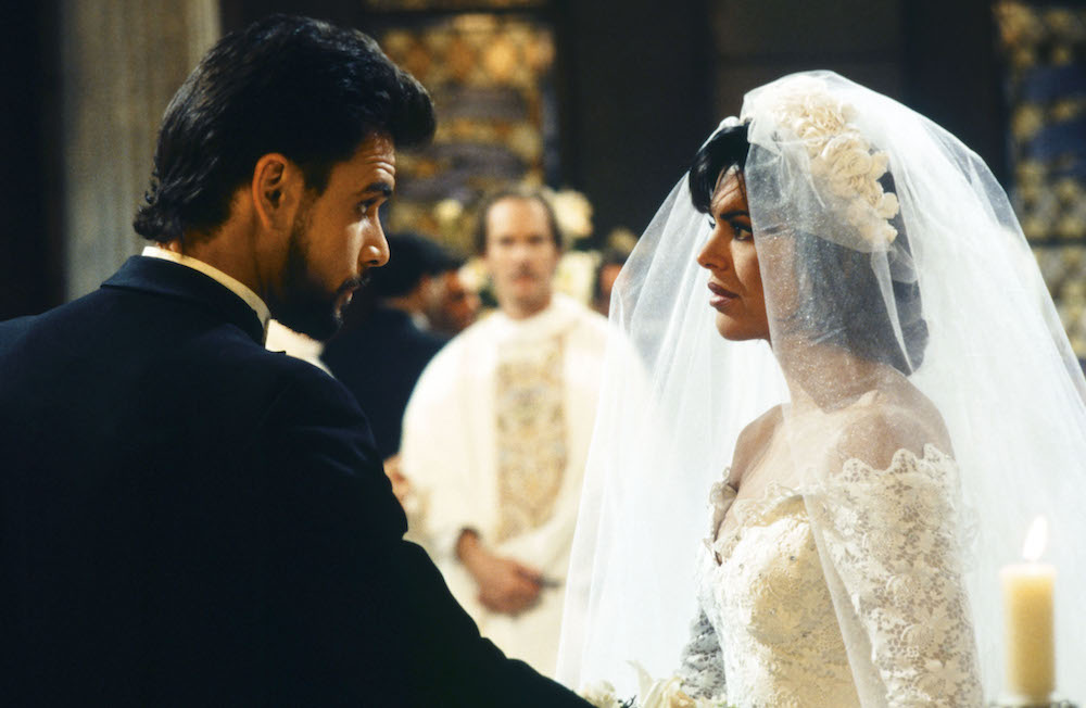 DAYS Bo and Billie Wedding - NBC