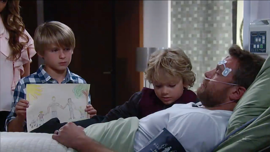 GH Jake, Danny and Jason - ABC