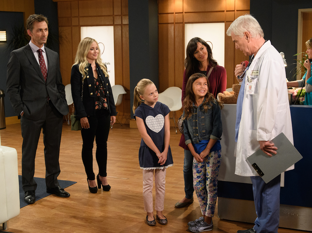 GH Valentin, Lulu, and Charlotte at Shriners - ABC