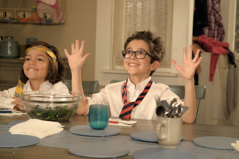 Nicolas Bechtel on Stuck in the Middle - Disney Channel
