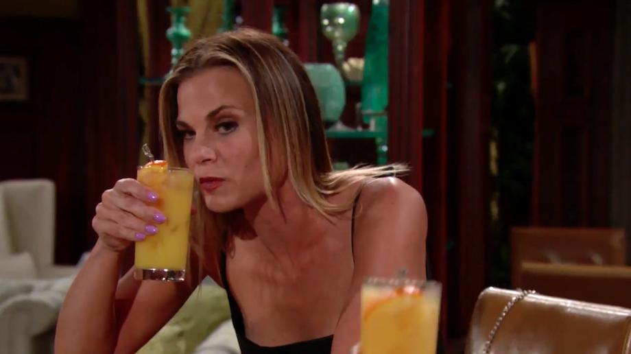 Y&R Phyllis Drink - CBS