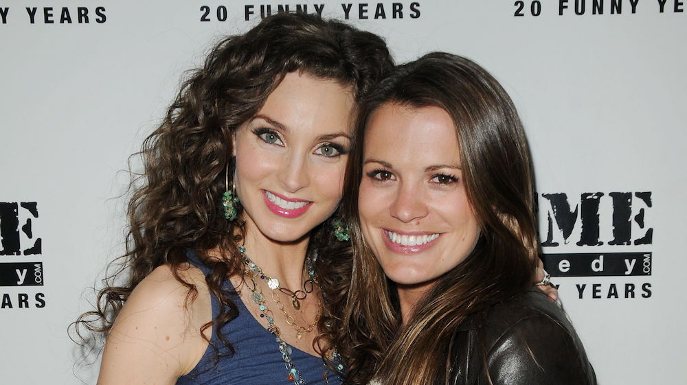 Alicia Minshew and Melissa Claire Egan - JPI