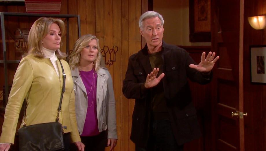 DAYS Marlena, Sami, John - NBC