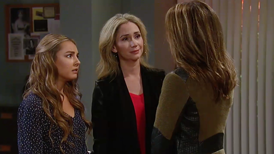 GH Kristina, Parker, and Alexis - ABC