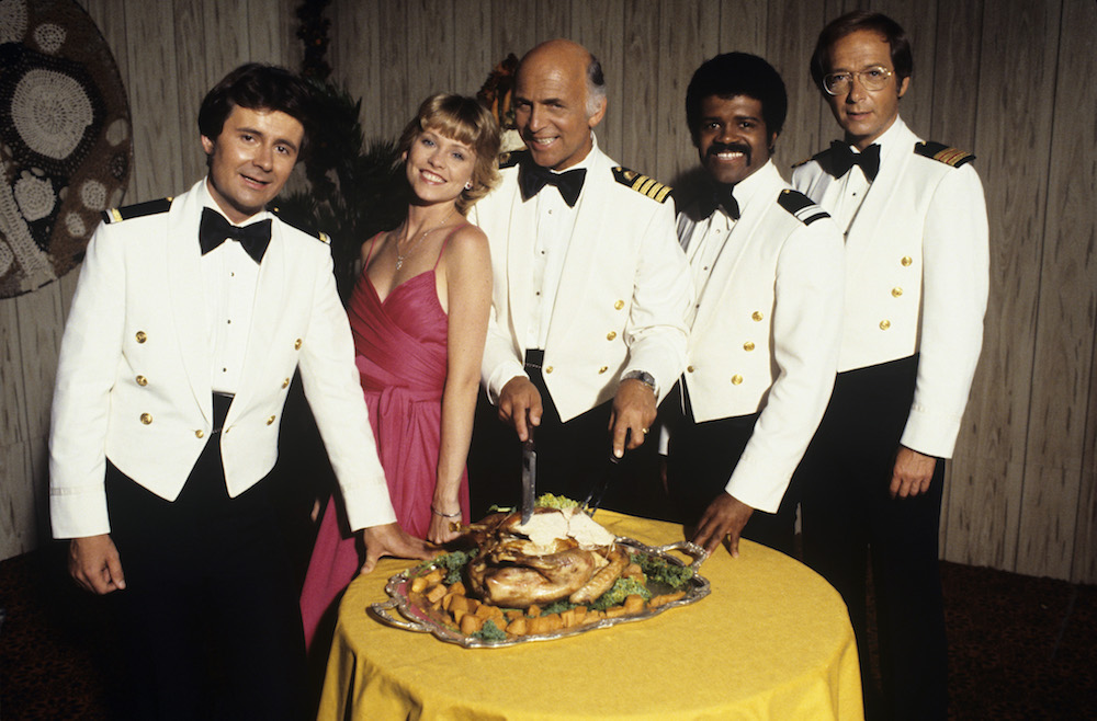 Love Boat Cast - ABC/Getty