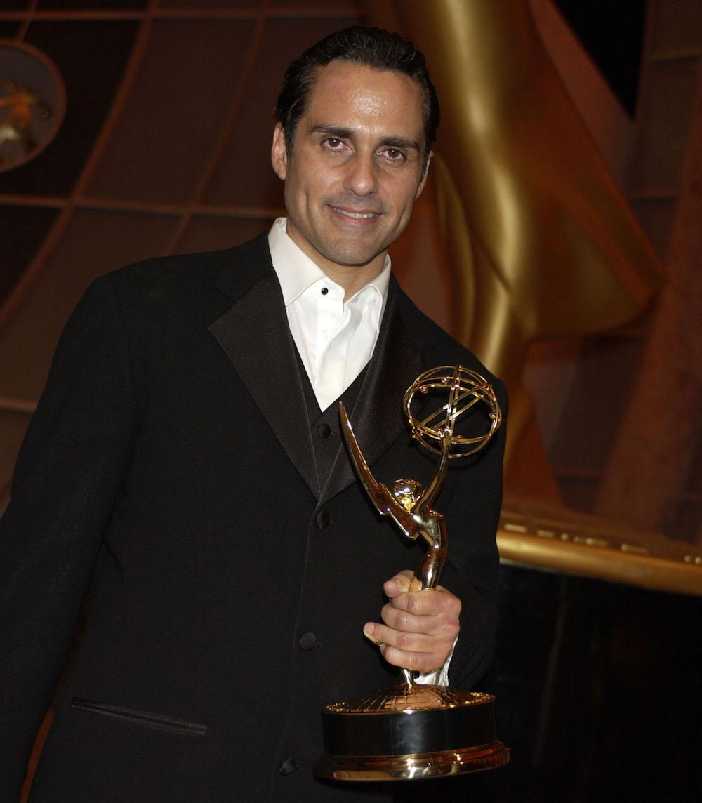 Maurice Benard 2003 Emmy Award - Getty