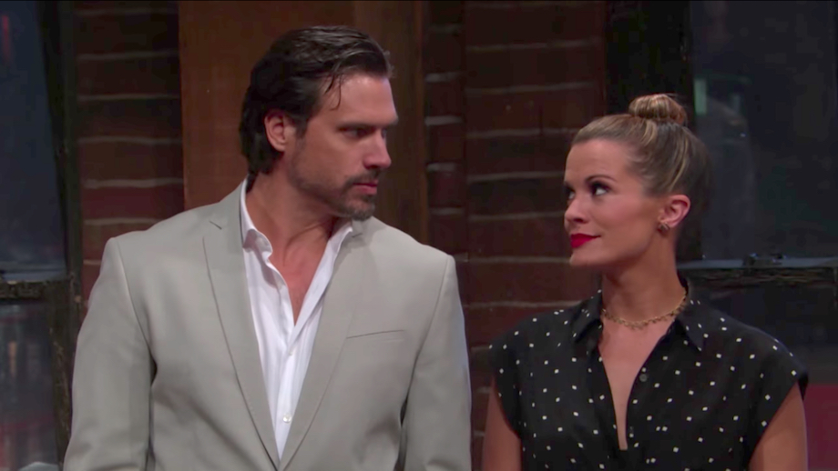 Y&R Nick and Chelsea - CBS