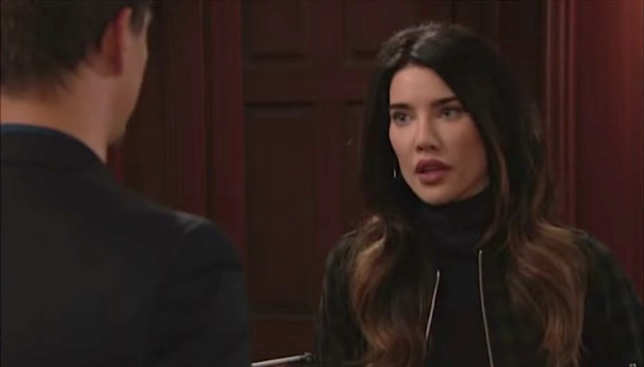 B&B Wyatt and Steffy - CBS