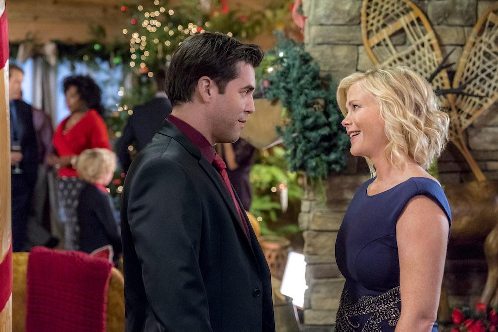 Christmas At Holly Lodge Still - Crown Media LLC