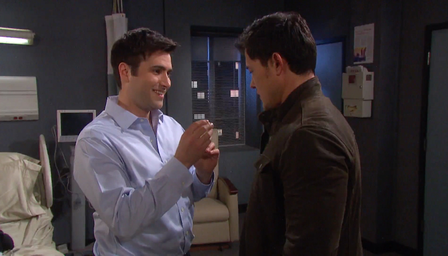 DAYS Sonny and Paul - NBC