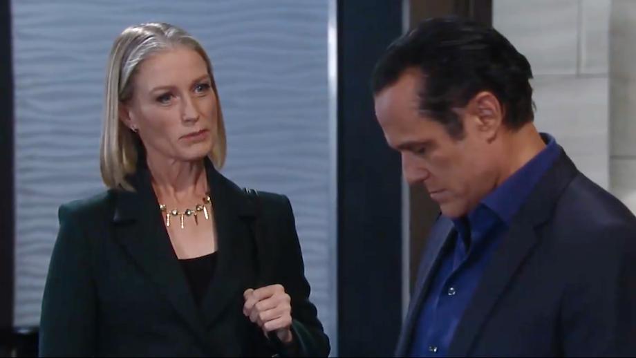 GH Cassandra and Sonny - ABC