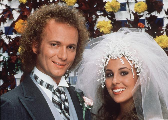 GH Luke and Laura Wedding - ABC/Getty