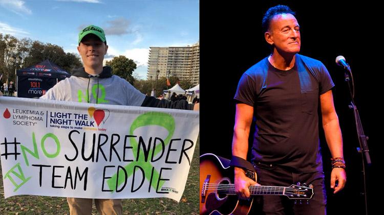 Eddie Alderson/Bruce Springsteen - Instagram/Getty