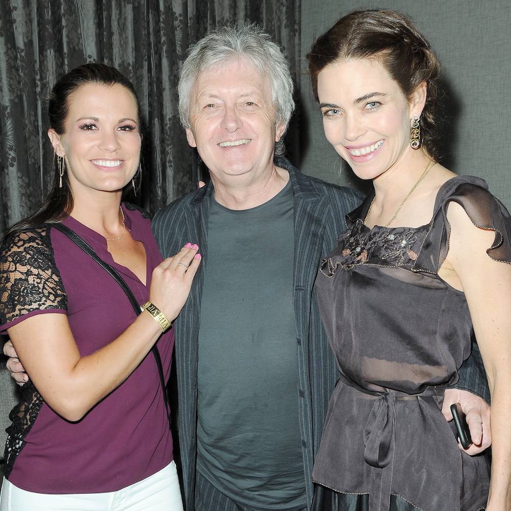 Melissa Claire Egan, Mal Young, and Amelia Heinle - JPI