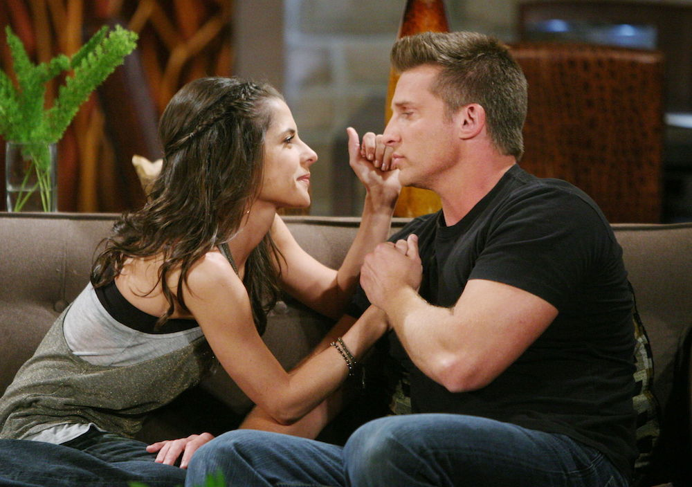 GH Jason and Sam Romantic - JPI