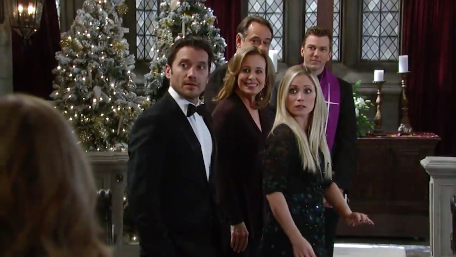 GH Kevin and Laura's Wedding - ABC