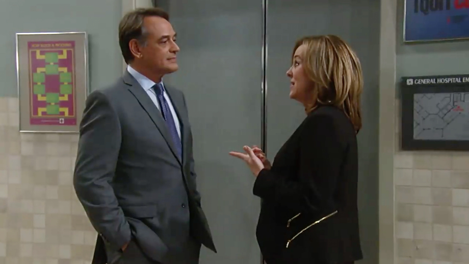 GH Kevin and Laura - ABC