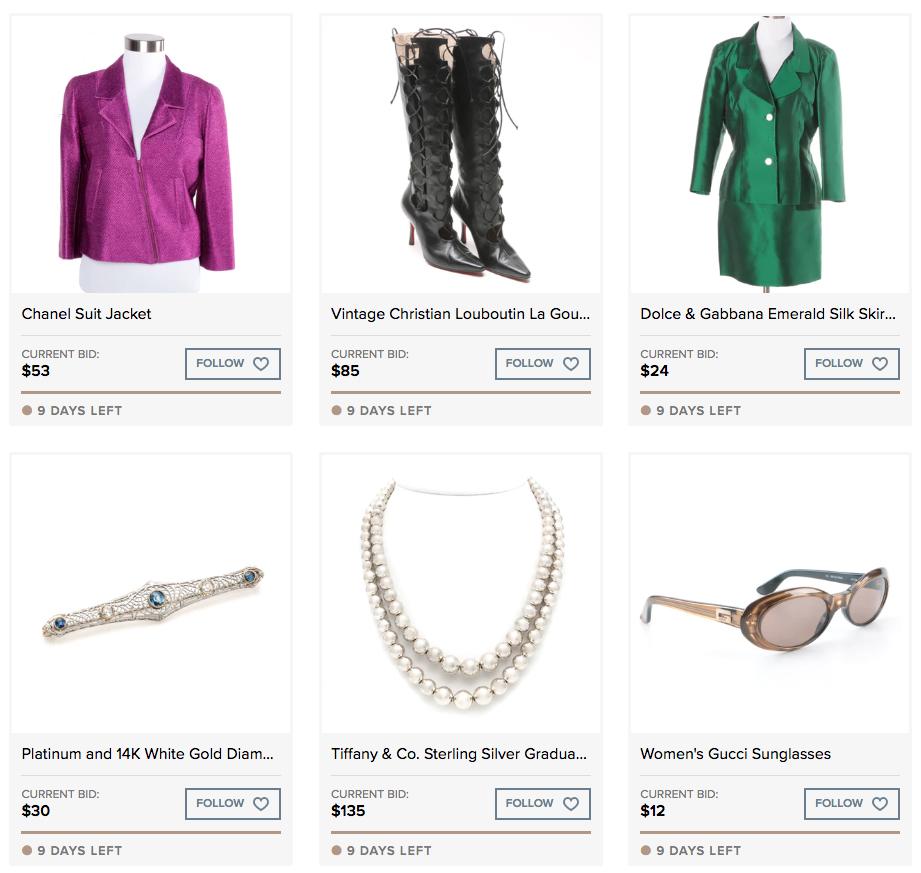Melody Thomas Scott Auction Items - EBTH.com