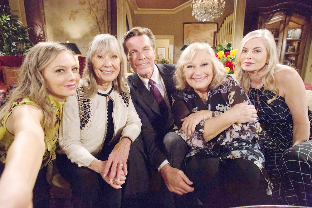 The Young and The Restless Abbott Family