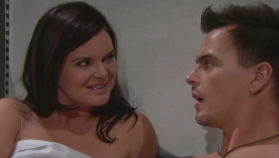 B&B Katie and Wyatt - CBS