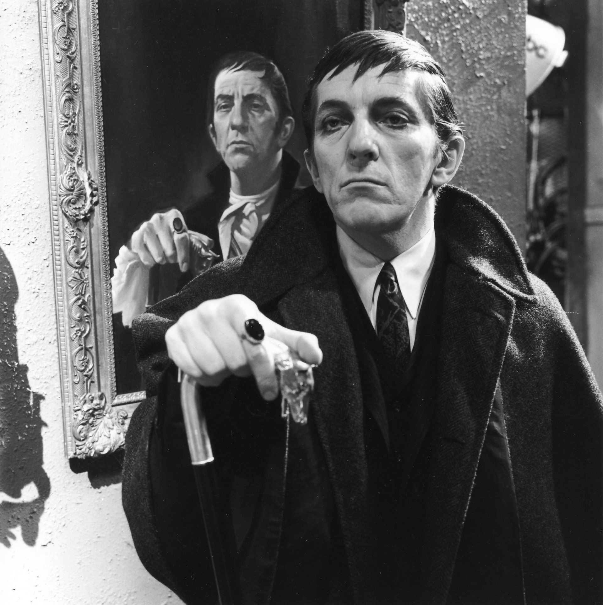 Dark Shadows - Barnabas and Portrait