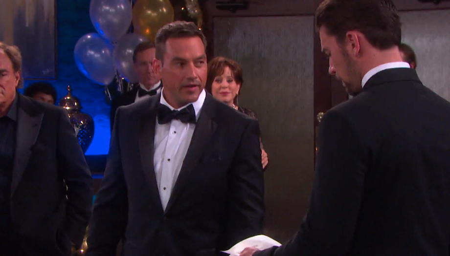DAYS Stefan New Year's Eve Party - NBC