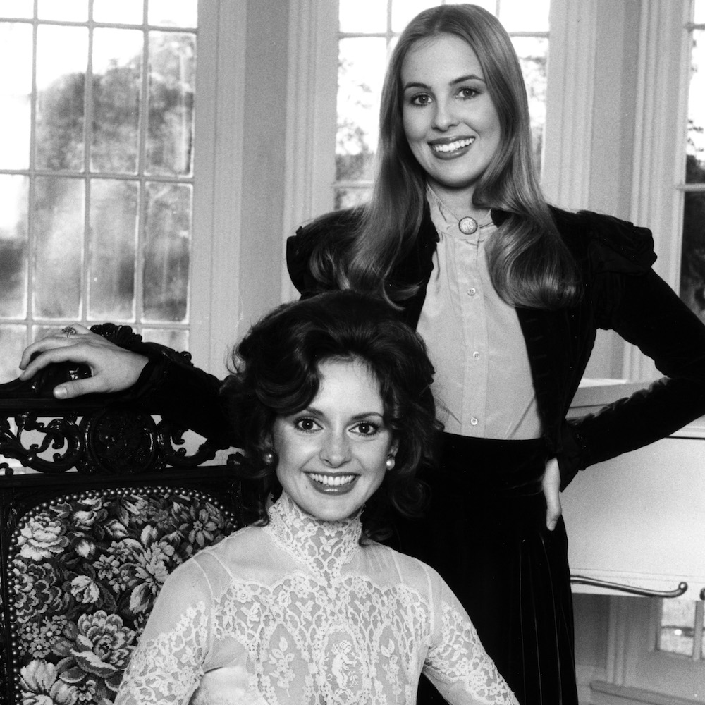 GH Genie Francis and Jacklyn Zeman 80s - ABC/Getty
