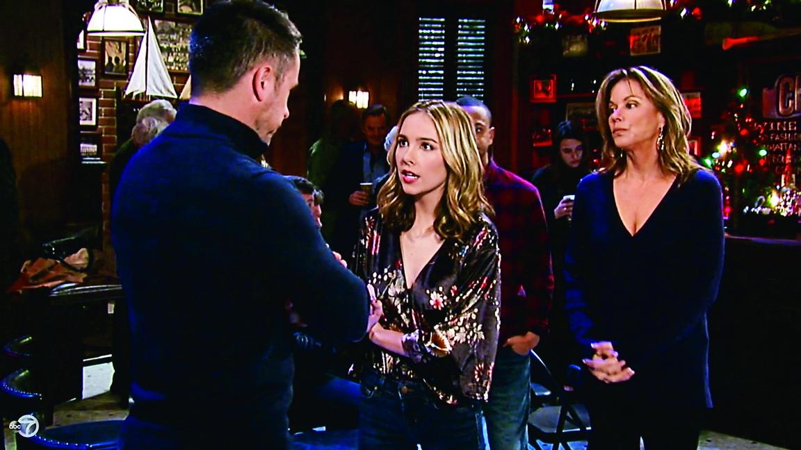 GH Julian, Molly, and Alexis - ABC