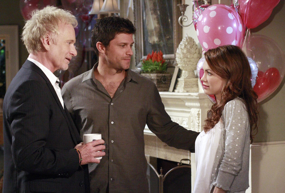 Gh Luke, Lucky, & Liz - ABC/Getty
