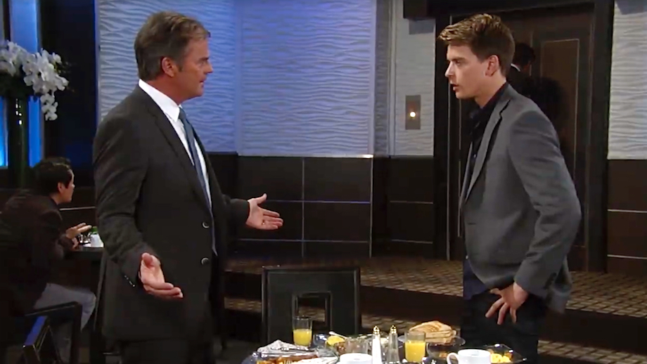 GH Ned and Michael - ABC
