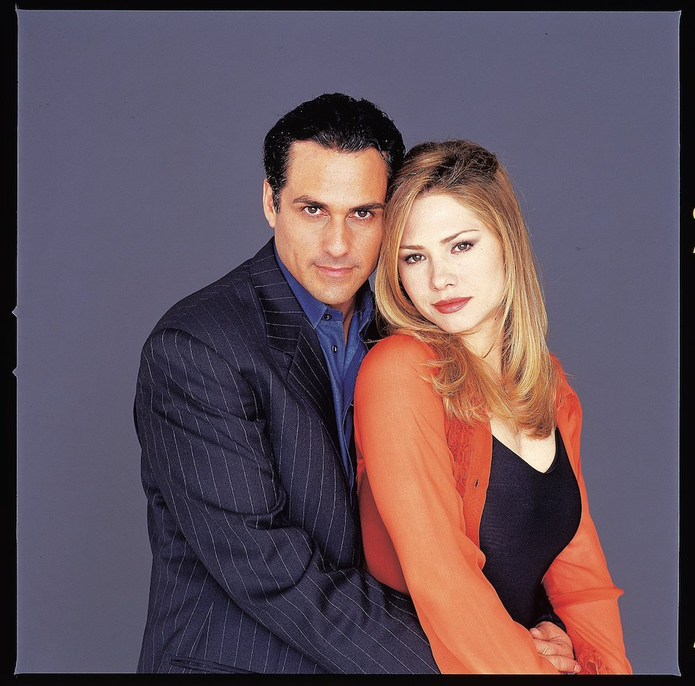 GH Maurice Benard and Sarah Joy Brown - ABC