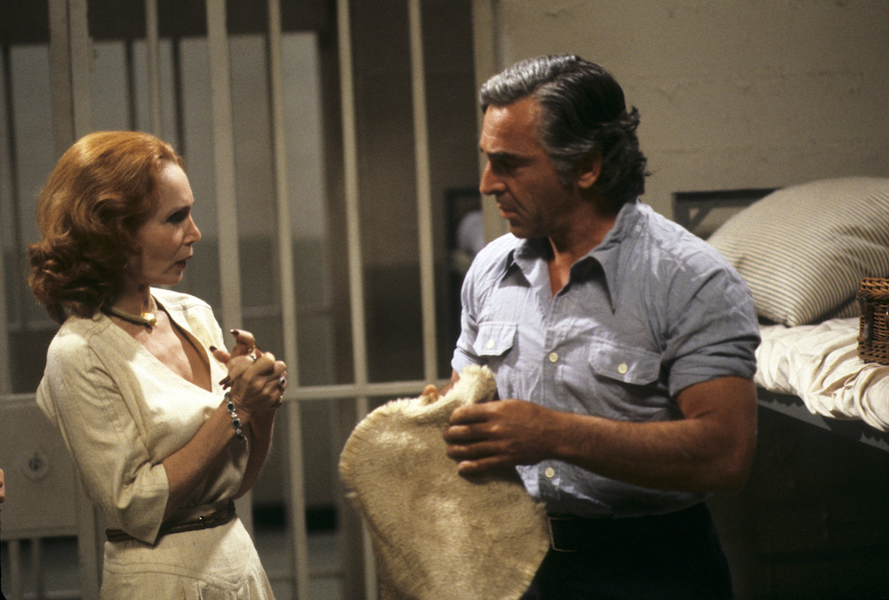 Katherine Helmond and Donnelly Rhodes on Soap - ABC/Getty