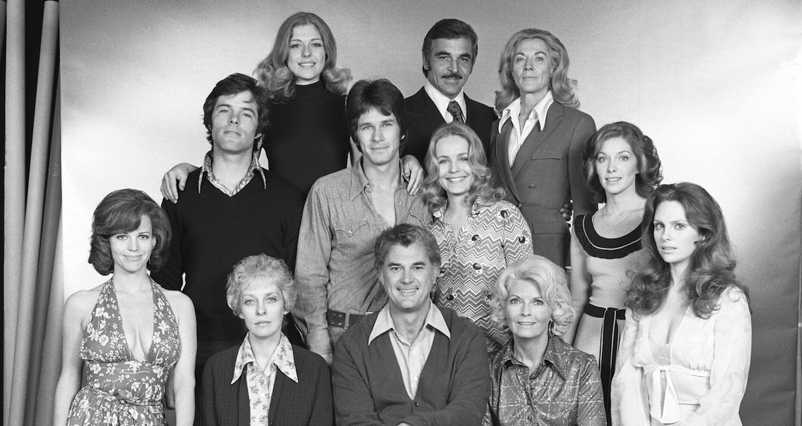 The Young and The Restless Cast 1974