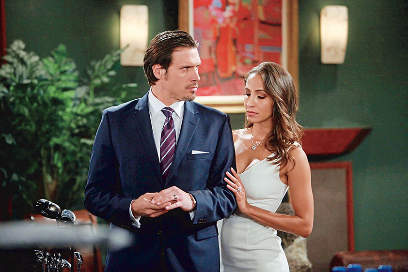 Y&R Nick and Lily - JPI