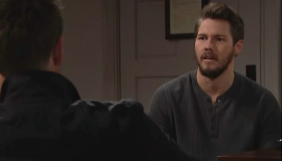 B&B Wyatt and Liam - CBS