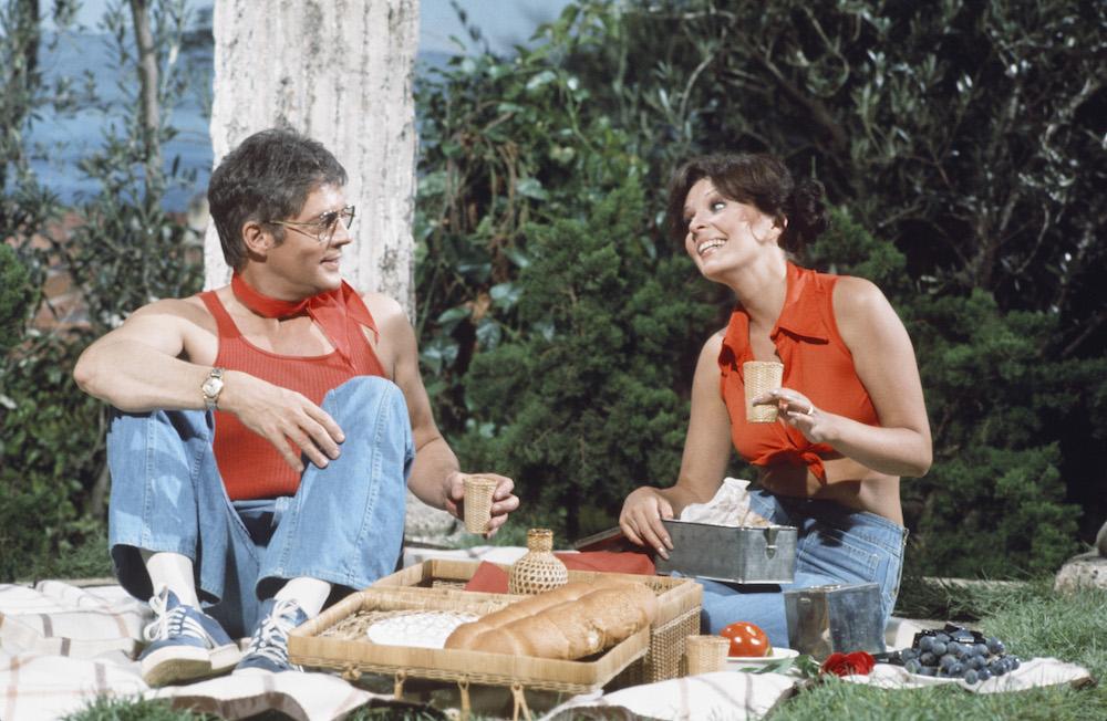 DAYS Doug and Julie Honeymoon - NBC/Getty