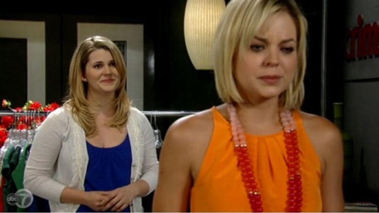 GH Georgie and Maxie - ABC