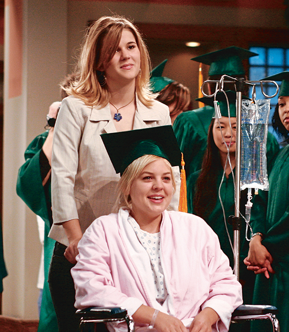 GH Georgie and Maxie Graduation - ABC