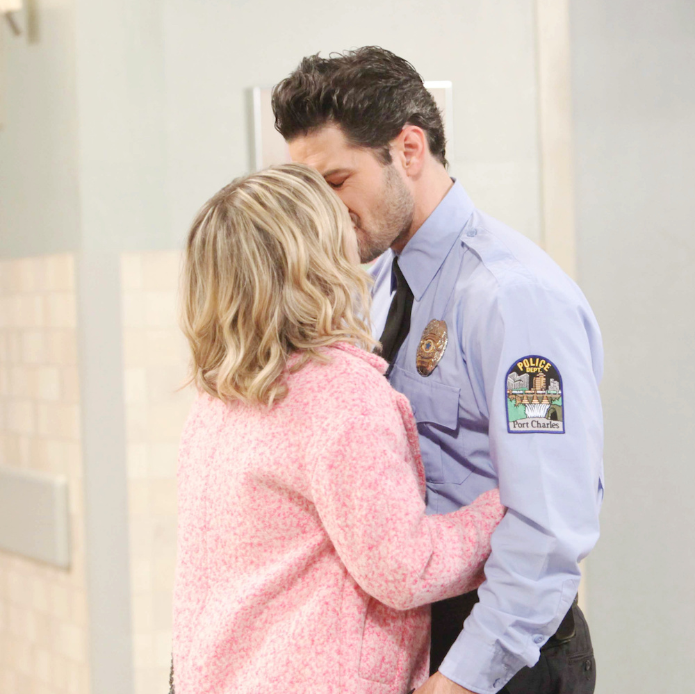 GH Maxie and Nathan's Last Kiss - JPI
