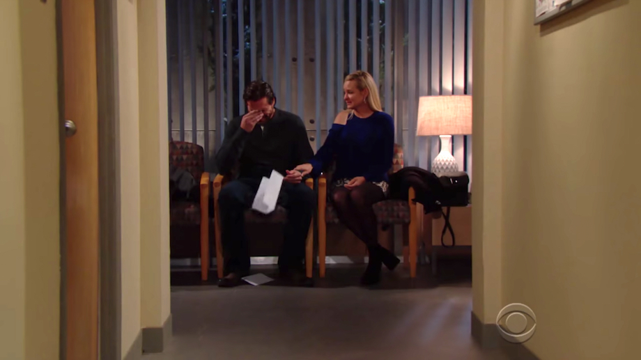 Y&R Nick and Sharon - CBS