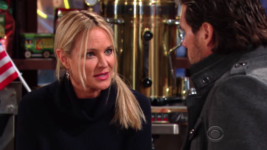 Y&R Sharon and Nick - CBS