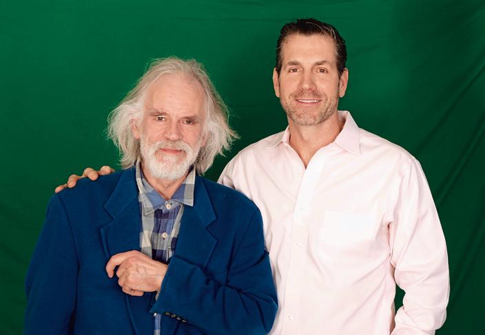GH Anders Hove & Frank Valentini - Jim Warren