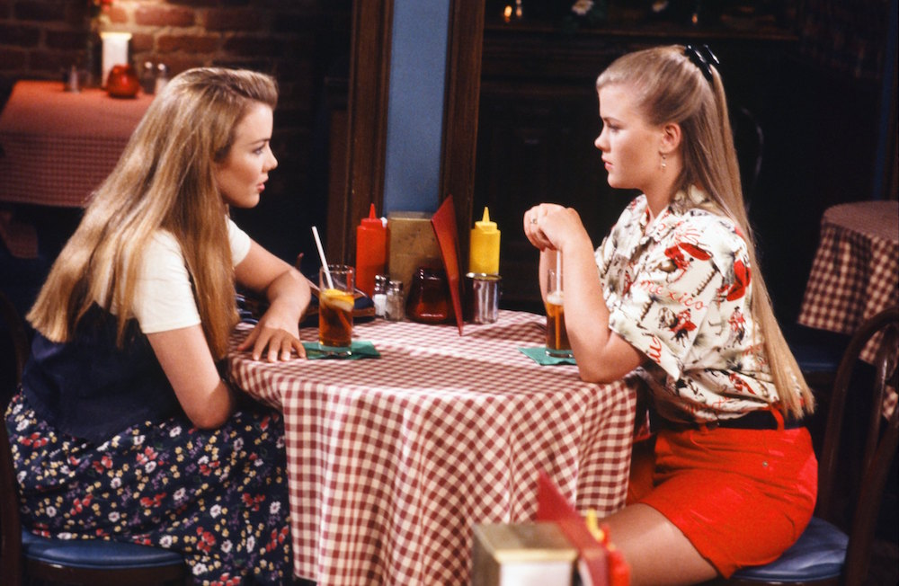 DAYS Carrie and Sami - NBC/Getty