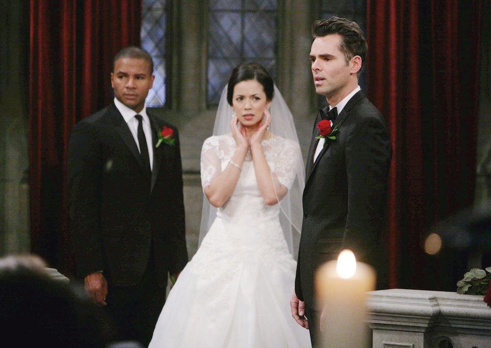General Hospital Patrick and Sabrina's Wedding