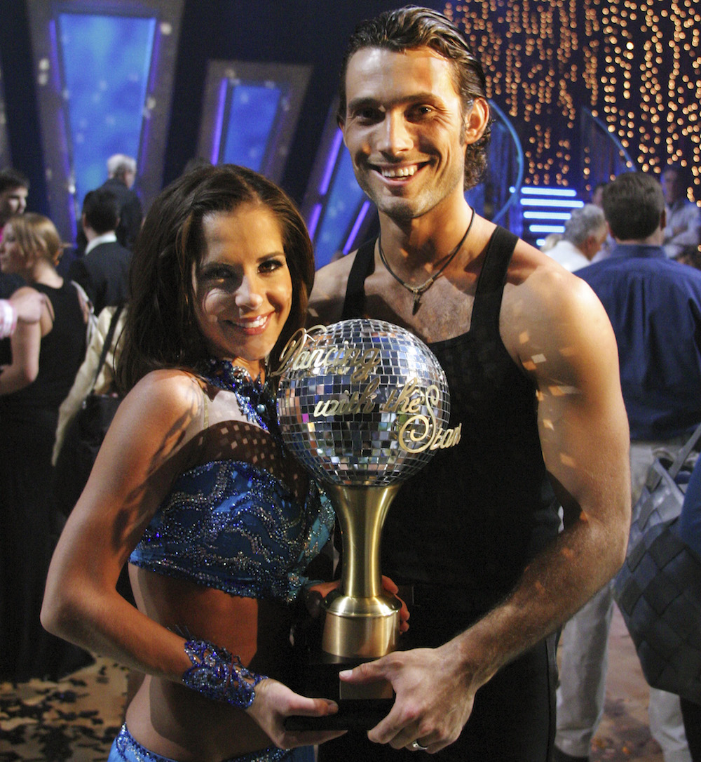 Kelly Monaco Wins Dancing With the Stars - ABC/Getty