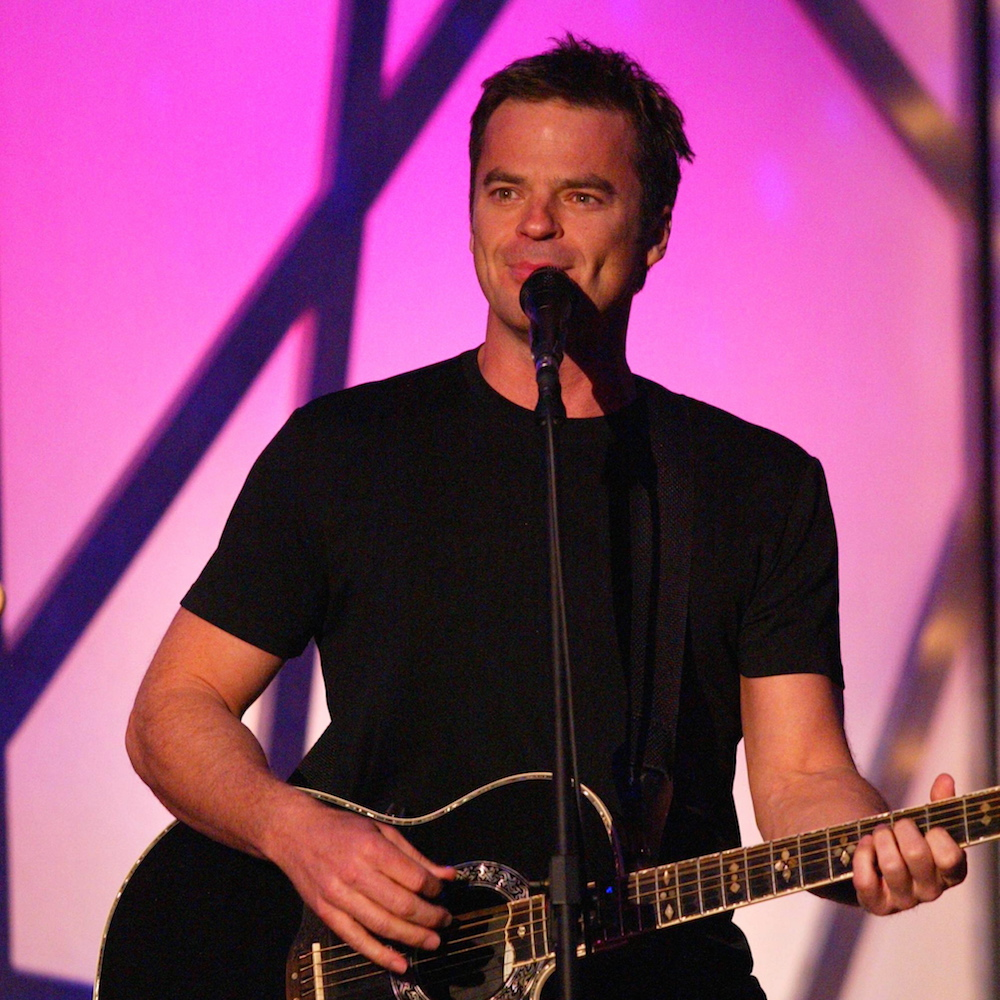 Wally Kurth singing - JPI