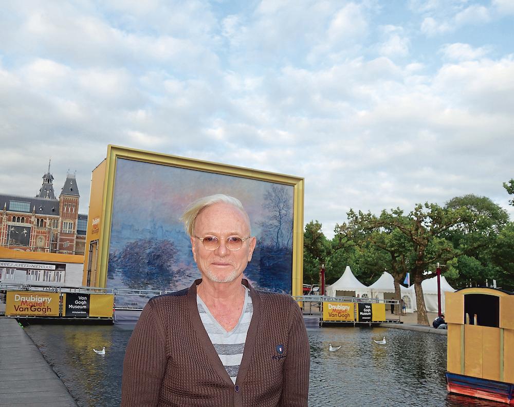 Anthony Geary in Amsterdam - Jim Warren