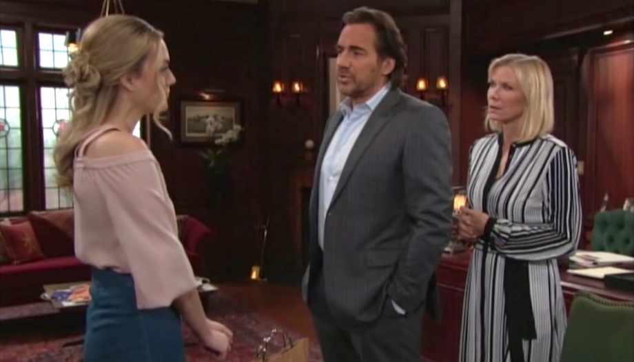B&B Hope, Ridge, & Brooke - CBS