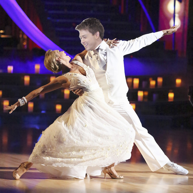 Chad Duell on Dancing With the Stars Photoshop